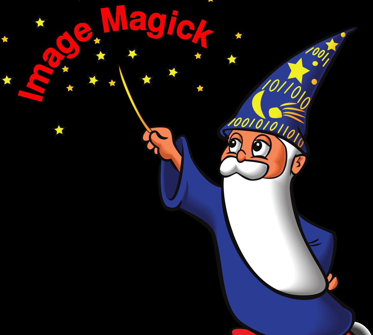 ImageMagick ロゴ