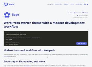 Sage ホームページ